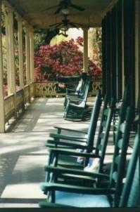 Butler Greenwood Plantation Bed & Breakfast, patio