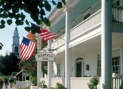 Deerfield Inn front of inn