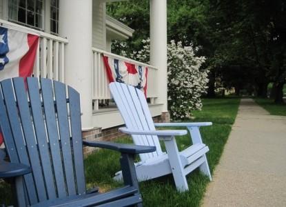 Deerfield Inn chairs