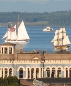 Blue Gull Inn Bed & Breakfast-port townsend sail boats
