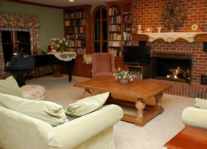 Inn at Windmere Bed & Breakfast living room