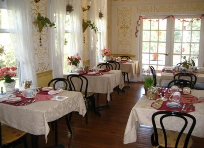 1870 Wedgwood Inn of New Hope,  breakfast 2