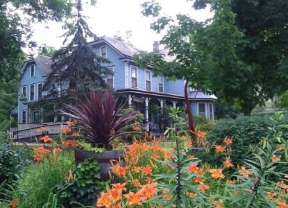 1870 Wedgwood Inn of New Hope,  accommodations
