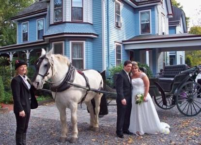 1870 Wedgwood Inn of New Hope, wedding