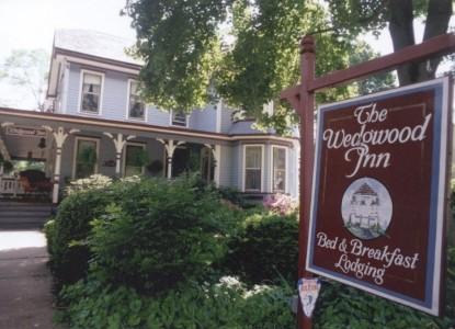 1870 Wedgwood Inn of New Hope, front