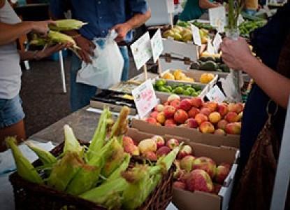 Petit Soleil Bed & Breakfast farmer's market