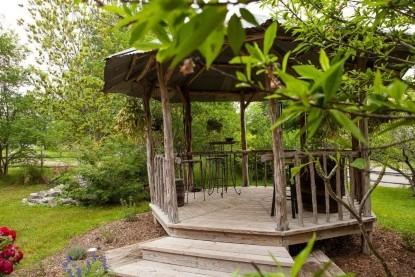 The Hunter Road Stagecoach Stop Bed & Breakfast Bluebonnet Log Cabin