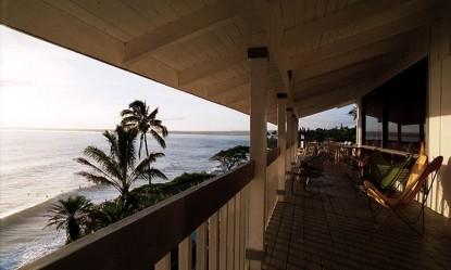 Hale Kai Hawaii Bed & Breakfast ocean