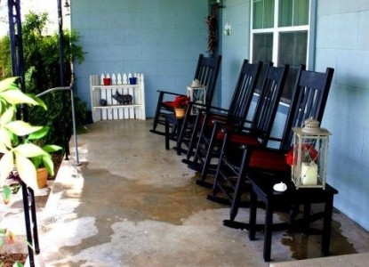 Monarc Ranch rocking chairs