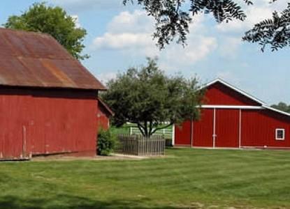 Meadows Inn Bed & Breakfast barn