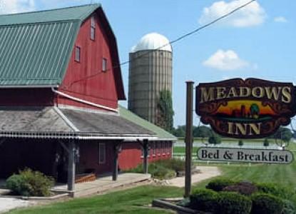 Meadows Inn Bed & Breakfast inn front
