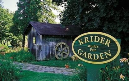 Meadows Inn Bed & Breakfast gardens