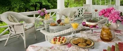 Birchwood Inn, Breakfast & Afternoon Tea