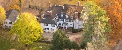 birchwood inn, aerial view