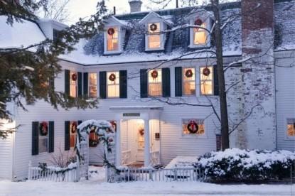 Birchwood Inn, Winter
