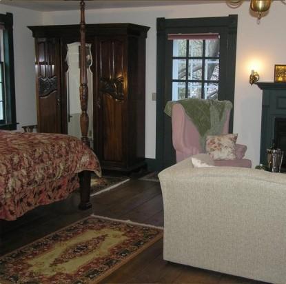 Riverwind Inn Bed & Breakfast, champagne room