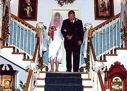 Emory Creek Victorian Bed & Breakfast weddings