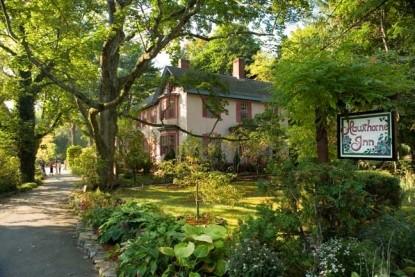 Hawthorne Inn in Concord Massachusettes
