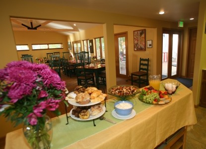Frisco Inn on Galena, gourmet breakfast