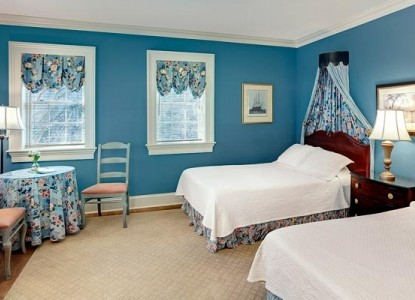 John Rutledge House Inn-Carriage House Rooms