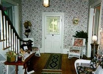 Southern Heritage Bed & Breakfast stairs