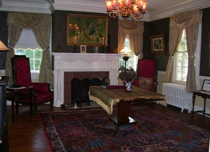 The Cedars Bed and Breakfast Parlor and Game Room