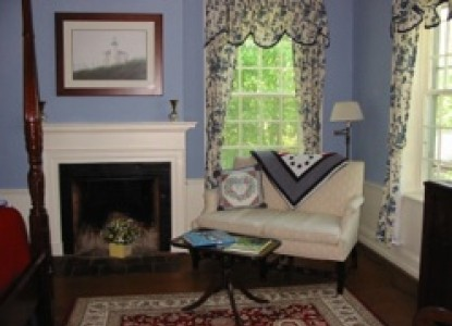Hickory Ridge House Bed & Breakfast Bayberry Room