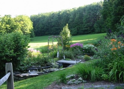 Hickory Ridge House Bed & Breakfast outdoors