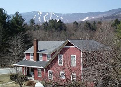 Mountain View Inn, area view