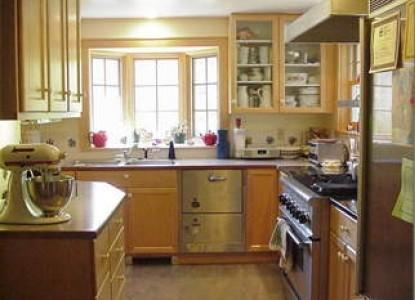 Mountain View Inn, kitchen