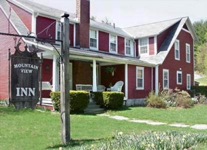 Mountain View Inn, front view