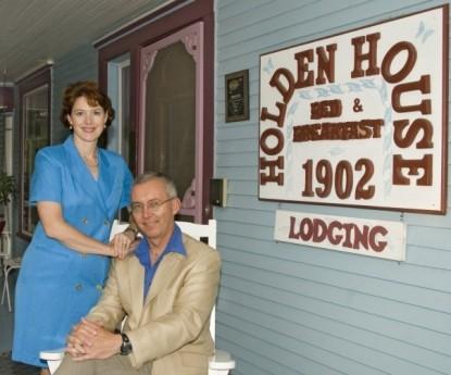 Holden House 1902 Bed & Breakfast, innkeeper