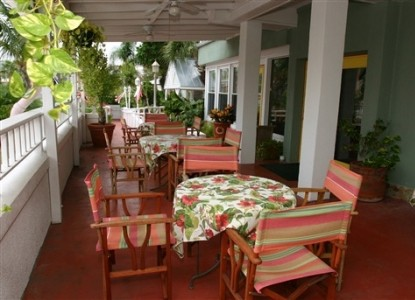 Sea Breeze Manor Bed and Breakfast Inn-Outside Seating