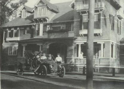 The Riverdale Inn -  history