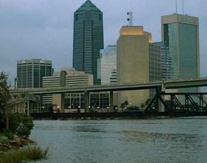 The Riverdale Inn -  Jacksonville, Florida city skyline