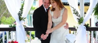 Bayfront Marin HOuse, weddings