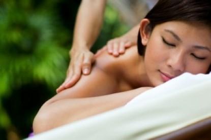 Elm Creek Manor spa Resort, spa massage