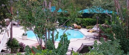 Elm Creek Manor Spa Resort, pool