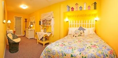 The Lamb's Rest Inn, butter farm suite