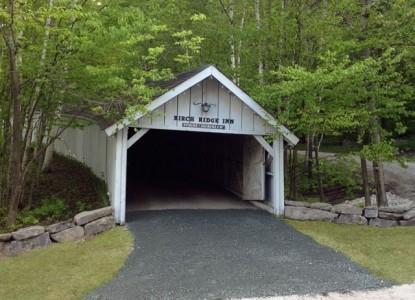 Birch Ridge Inn, shed