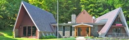Birch Ridge Inn, front view