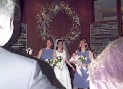 Birch Ridge Inn, weddings