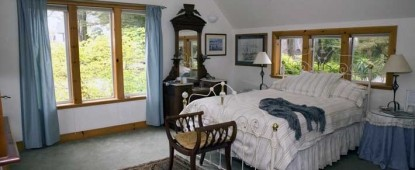 The Lost Whale Bed & Breakfast Inn, Egret Room