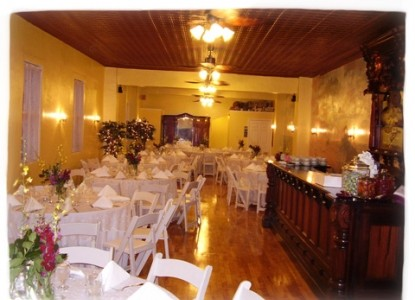 The Parador of Pittsburgh, event room