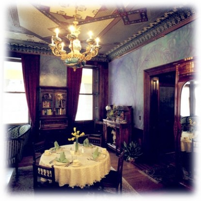 The Parador of Pittsburgh, dining area
