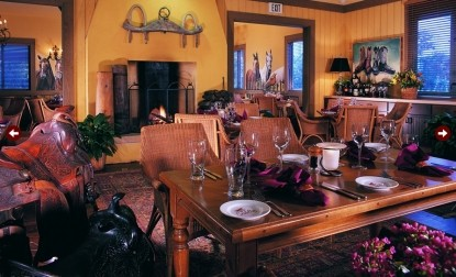 MacArthur Place - Sonoma's Historic Inn & Spa dining