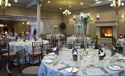 MacArthur Place - Sonoma's Historic Inn & Spa dining room