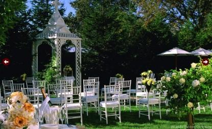 MacArthur Place - Sonoma's Historic Inn & Spa weddings