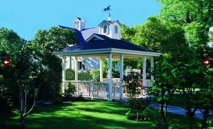 MacArthur Place - Sonoma's Historic Inn & Spa outdoors