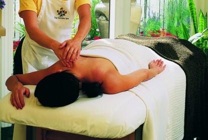 MacArthur Place - Sonoma's Historic Inn & Spa massage